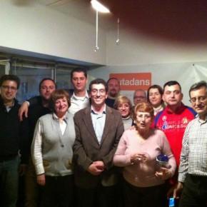 Celebración 6º Aniversario Agrupación Gavà