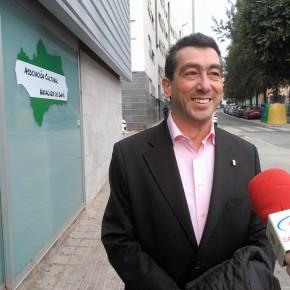 """Miguel Ángel Ibáñez """"No ens podem permetre perdre les associacions de veïns"""""""