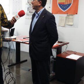 """Miguel Ángel Ibáñez: """"Invitamos a todos los gavaneses y gavanesas a visitar nuestra carpa en celebración de la díada de Sant Jordi"""""""