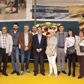 C's Gavà celebra la 65ª Feria de Espárragos con la visita de los diputados Francisco Domínguez y Héctor Amello