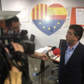 """Miguel Ángel Ibáñez: """"En Cs Gavà trabajamos para que los valores europeos de solidaridad, derechos y ciudadanía estén presentes en nuestra ciudad"""""""