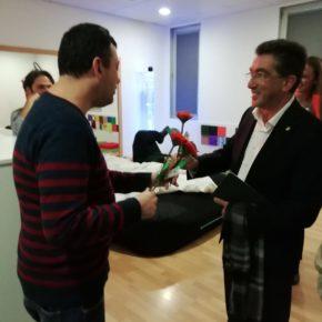 CAVIGA estrena nueva aula multisensorial impulsada por Miguel Ángel Ibáñez, presidente de Ciutadans en la Diputación de Barcelona