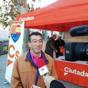 """Miguel Ángel Ibáñez: """"Els resultats a Andalusia demostren la confiança en Ciutadans"""""""