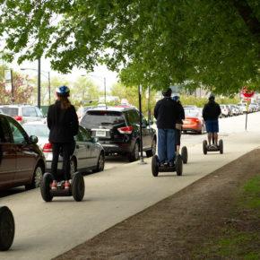 """Gavilán """"Es necesario un plan de movilidad que regule la convivencia entre peatones y patinetes eléctricos"""