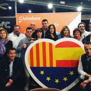 Cs Gavà celebra su 13 aniversario con el objetivo puesto en la alcaldía para las próximas elecciones de mayo de 2019