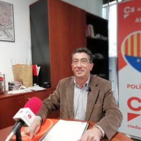 """Cs acusa el govern local de """"deixar de cobrar ajuts pendents"""" per a la ciutat"""