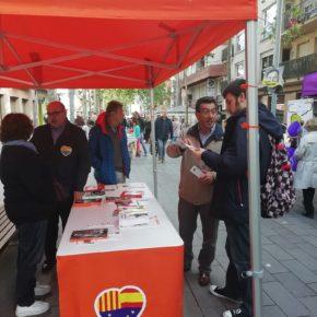 """Ciutadans defensa Sant Jordi com """"la veritable Diada Nacional"""""""