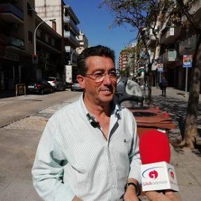 """Ibáñez: """"Vamos a incluir en los presupuestos una partida para asfaltado y mantenimiento de las calles"""""""