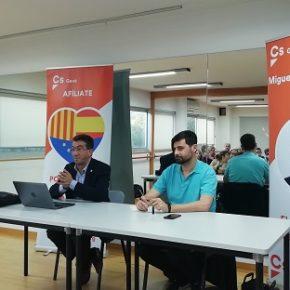 Ciutadans Gavà propone el diseño de un plan de movilidad horizontal, participativo y con una nueva base náutica en Gavà Mar