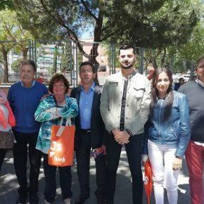 Ciutadans Gavà acusa al PSC que recurra ante la Junta Electoral una carpa ciudadana